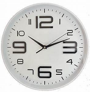 Wanduhr Weiß Modern : 900 wanduhr mebus wei mit schwarz super modernes design 30 cm sabinesuhren ~ Frokenaadalensverden.com Haus und Dekorationen