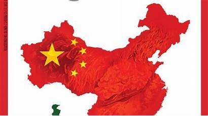 China Map Tibet Taiwan India Today Magazine