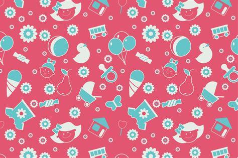 seamless baby pattern graphic patterns creative market