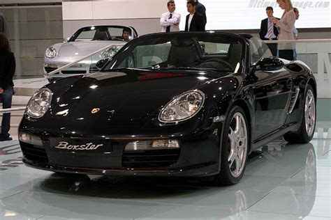 2004  2009 Porsche 987 Boxster  Images, Specifications
