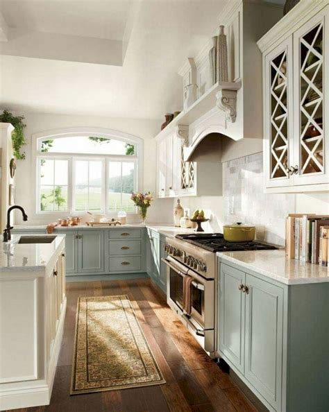 beautiful french country style kitchen decor ideas