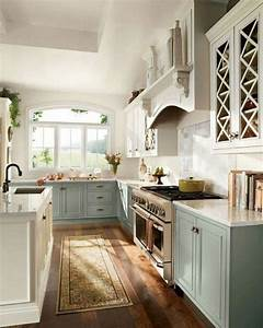 58, Beautiful, French, Country, Style, Kitchen, Decor, Ideas