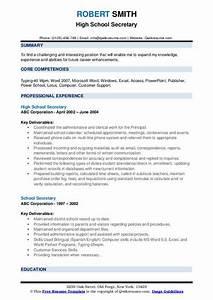 Technical Resume Skills School Resume Samples Qwikresume