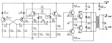 Power Inverter Schematic Design