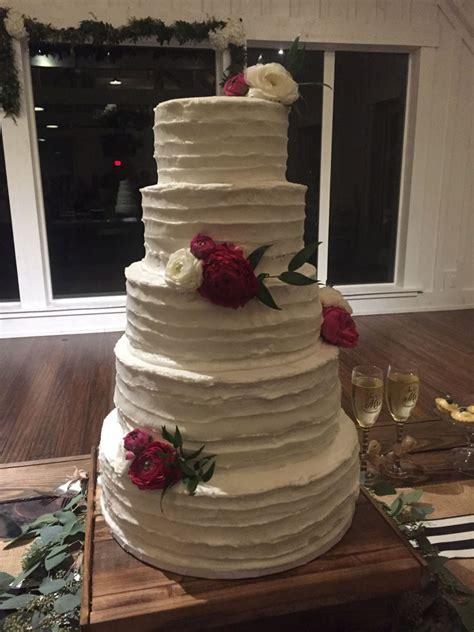 janets sugar art cakery jordans rustic wedding cake