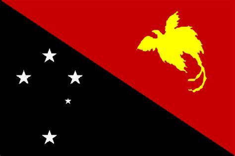 Bandeira Papua-Nova Guiné, Papua-Nova Guiné Bandeira
