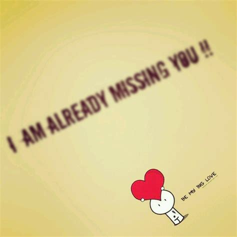 i\'m missing you already quotes