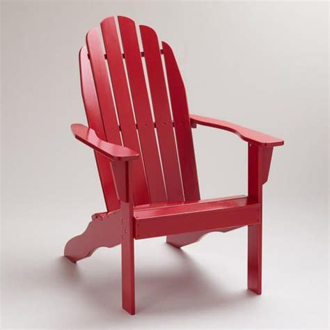 antique white adirondack chair cost plus pits and
