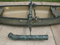 Duck Hunting Boat Stabilizer by How To Make Canoe Stabilizers Http I1012 Photobucket