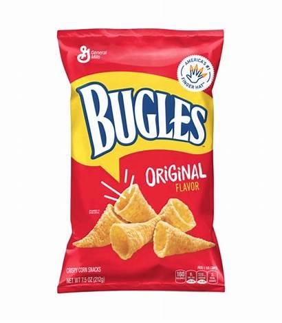 Bugles Snacks Corn 5oz 212g Flavour Mills