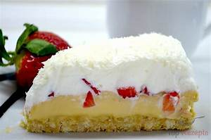 Torte Mit Erdbeeren : torte mit kondensmilchcreme erdbeeren und schlagsahne ~ Lizthompson.info Haus und Dekorationen