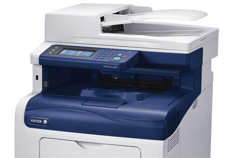 WorkCentre 6605, Multifonctions couleur: Xerox