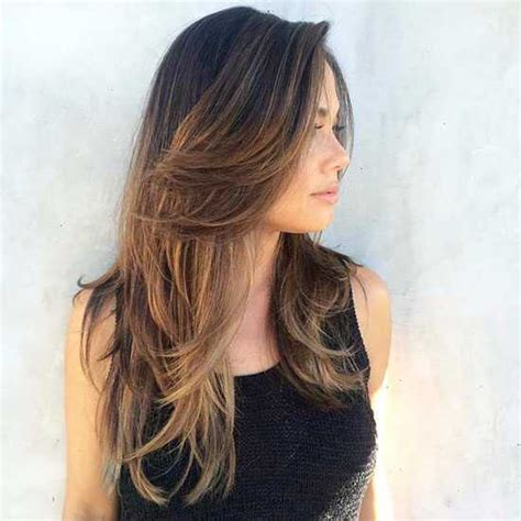 long layered haircuts   types hairstylesco