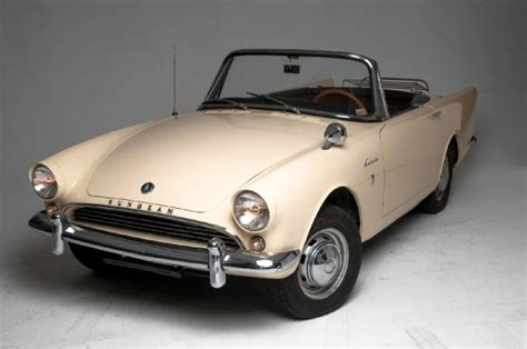 1964 Sunbeam Alpine Series Iii
