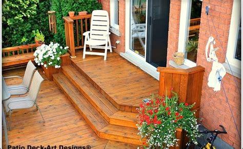 step   patio ideas patio deck art designs deck