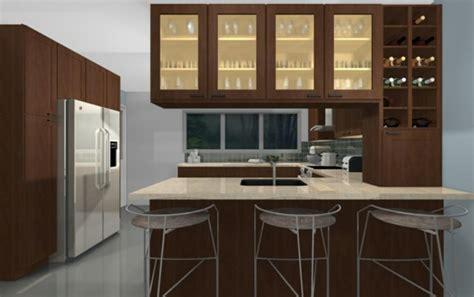 plan de travail pour ilot central cuisine cuisine avec îlot central archzine fr