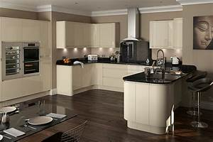 11 Amazing Interior Design Ideas For Kitchen Large Space