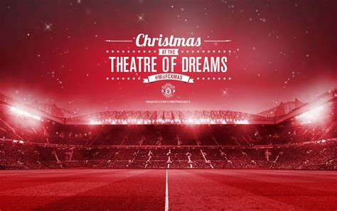 Christmas at Theatre of Dreams 2014 | Official manchester ...