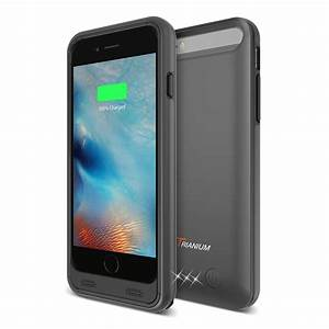 Atomic Pro Battery Case For Iphone 6    Iphone 6s 4 7  U2013  Black