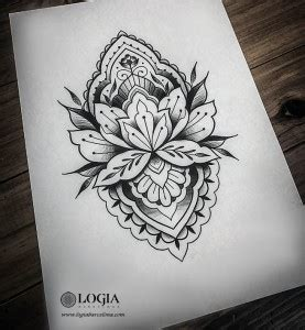 Lower Back Tattoos With Roses