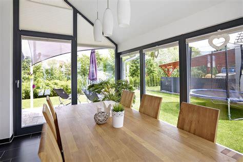 Haus Mit Wintergarten by Einfamilienhaus Mit Wintergarten Ma 223 Geschneidert Modell