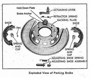 1965 Emergency Brake  Photo U0026 39 S  Diagrams Needed
