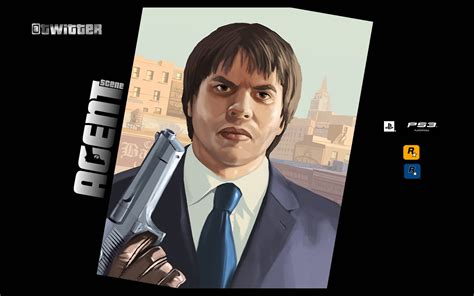 Rockstar Agent to be Exclusive to PS4? · Guardian Liberty ...