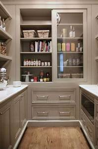 Grey pantry cabinets with sliding doors transitional for Kitchen colors with white cabinets with sliding glass door stickers