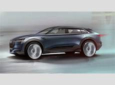 Audi's allelectric concept SUV is already being called a