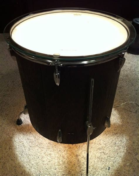 drum coffee table drum table drum table drums and guitar display