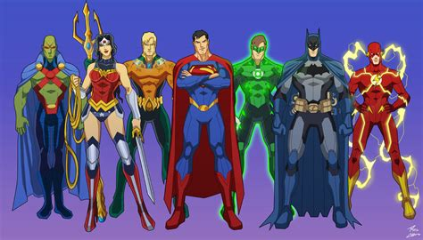 justice league   clip art  clip art