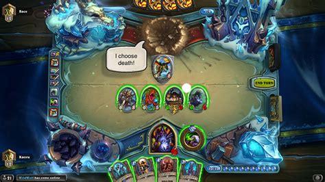 zoolock deck frozen throne panduan decklist hearthstone zoo warlock of the