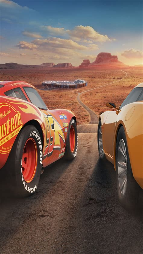 Car Wallpapers Cars 3 by Cars 3 Lightning Mcqueen Ramirez 4k Wallpapers Hd