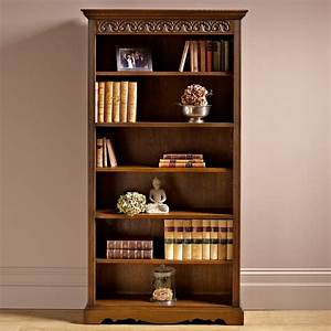 OC2117 Bookcase - Old Charm Furniture - Wood Bros - The