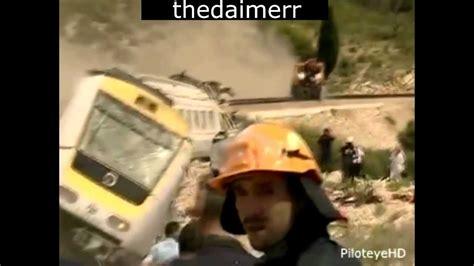 Train Crash Compilation Part 5