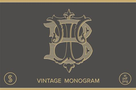 bt monogram tb monogram logo templates creative market