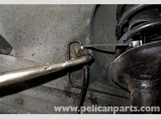 BMW Z3 Brake Hose Replacement 19962002 Pelican Parts