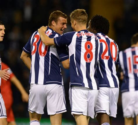 Soccer – Capital One Cup – Third Round – West Bromwich ...