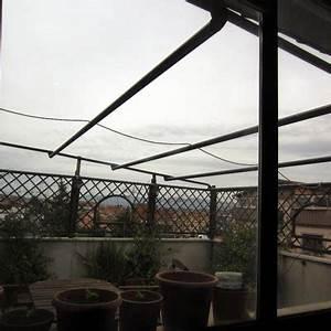 Chiudere balcone in pvc trasparente Colle della Valentina (Roma) habitissimo