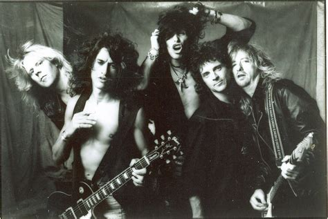 Aerosmith About To Get A Grip (1991) « Hot Metal