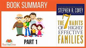7 Habits Of Highly Effective Families Ebook