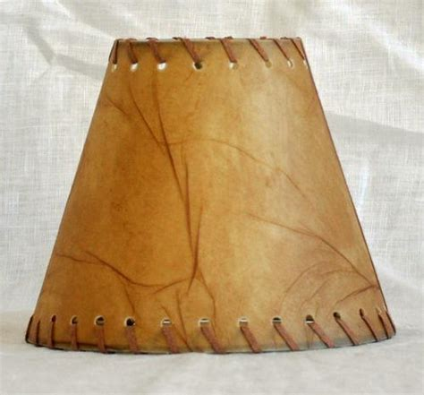 Rawhide L Shades Ebay by Faux Leather L Shade Ebay