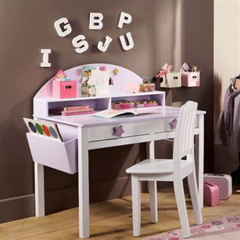 bureau pour fille bureau pour fille vertbaudet visuel 1