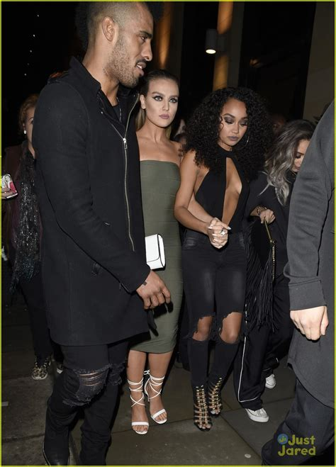 Little Mix Party It Up After Manchester Concert | Photo ...