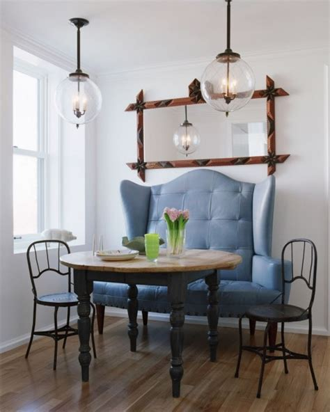 Banquettes How To Get The Look With A Sofa, Loveseat Or