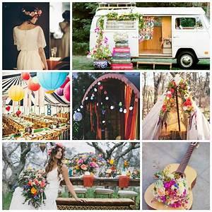 Decoration Mariage Boheme : un joli mariage boh me aux tonalit s gipsy le blog de modern confetti ~ Melissatoandfro.com Idées de Décoration