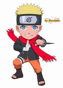 Chibi Naruto The Last by Marcinha20 on DeviantArt