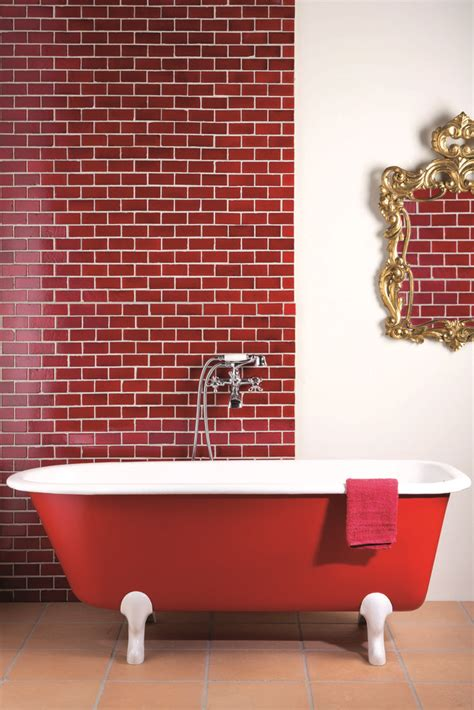Badezimmer Fliesen Rot by 53 Best Images About Tile On Mosaics