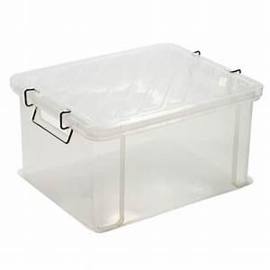 Boite Plastique Pas Cher : caisse de rangement pas cher ~ Dailycaller-alerts.com Idées de Décoration