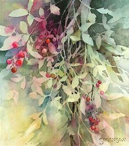 Linda Kemp's Negative Painting Techniques: Watercolor ...